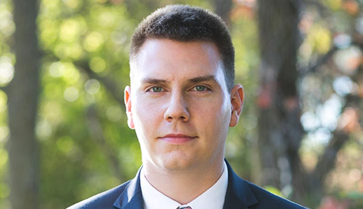 Benjamin Olson joins the firm